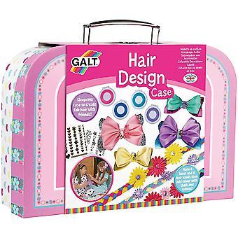 Hair Design Case Creative Activity Set