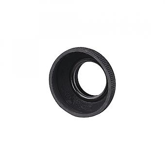Gummi-Objektivhaube für Standard-Objektive 40.5mm