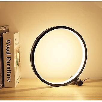 Moderni yöpöydän lamppu makuuhuoneeseen