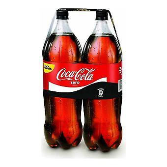 Boisson rafraîchissante Coca-Cola Zero (2 x 2 L)