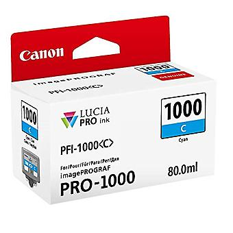 Canon CAN22277 Cartucce originali a getto d'inchiostro, Ciano