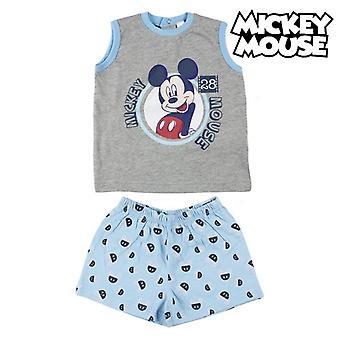Children's Pyjama Mickey Mouse Grey