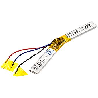 Battery for Bose ABI400942 ABI-400942 PA-BS30 QC30 QuietComfort QuietControl 30