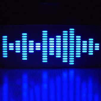Súprava displejov hudobného spektra