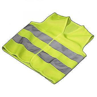 Automotive Children's Safety Vest Neon Yellow