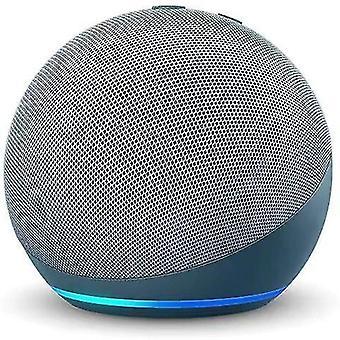 Zcela nová Echo Dot (4. generace) | Chytrý reproduktor s Alexou | Vytvořeno s ovládacími prvky ochrany osobních údajů (modrá)