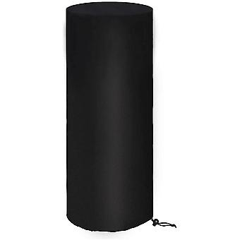 Patio Heater Cover For Enders Polo 2.0 Heater Cover 210d Oxford Waterproof, Windproof, Black