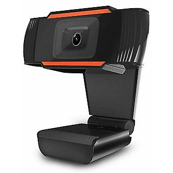 Webcams webcam 720p rotatif hd webcam pc numérique usb 2.0 Pc enregistrement microphone webcams 720p
