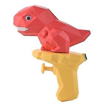 Pistolet à eau pour enfants, pistolet à eau Pistolet d'aspiration Jouet Dinosaur Crocodile Cadeau