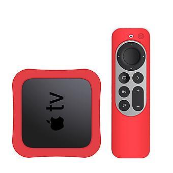 Capa protetora do Apple Tv 4k & Siri Remote Silicone Case 2 2