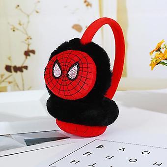 Cartoon Plush Earmuffs Cute Antifreeze Earmuffs