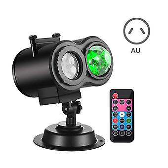 Portable Christmas Halloween Projector Lights With Hd Effects Creative Xmas