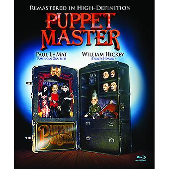 Puppet Master 1: Remastered [BLU-RAY] USA import