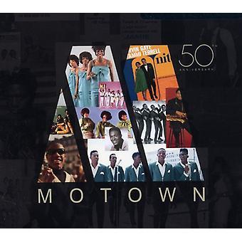 Playlist Plus-Motown 50 - spilleliste Plus-Motown 50 [DVD] USA import