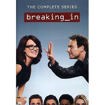 Breaking in: Complete Series [DVD] USA import