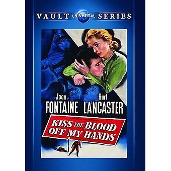 Beijar a importação EUA sangue Off My Hands [DVD]