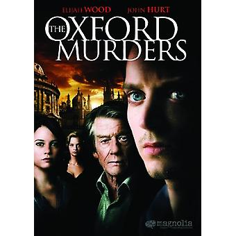 Oxford Murders [DVD] USA import