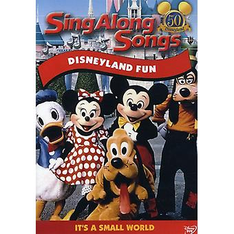 Importer des USA de Disneyland amusant [DVD]