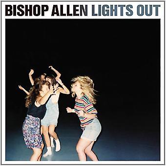 Bishop Allen - Lights Out [CD] USA import