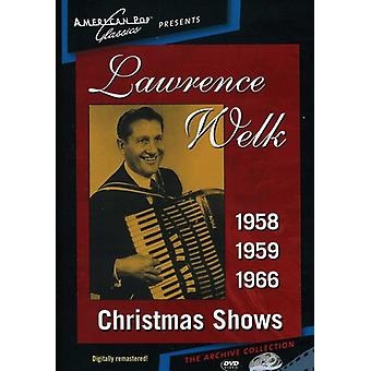 Lawrence Welk - Lawrence Welk Weihnachten zeigt [DVD] USA import