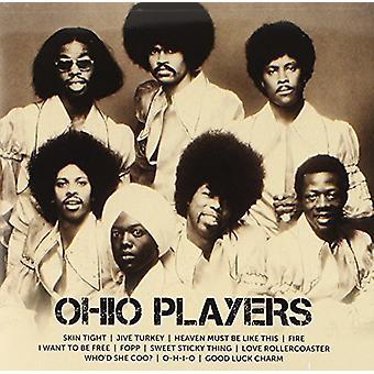 Ohio Players - importer des USA de l'icône [CD]
