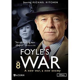 Foyle's War: asettaa 8 [DVD] USA tuonti