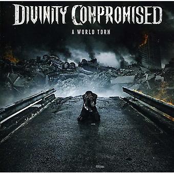 Divinidad Compromised - mundo rasgado [CD] USA importar