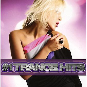 No. 1 Trance Hits (DJ Tatana) - No. 1 Trance Hits (DJ Tatana) [CD] USA import