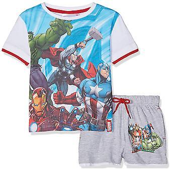 Marvel Avengers jongens Short Sleeve T-Shirt & Shorts / zomer kleding Set
