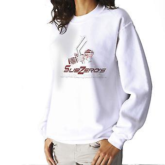 Sub Zero Hockey Academy Running Man Women's Sweatshirt