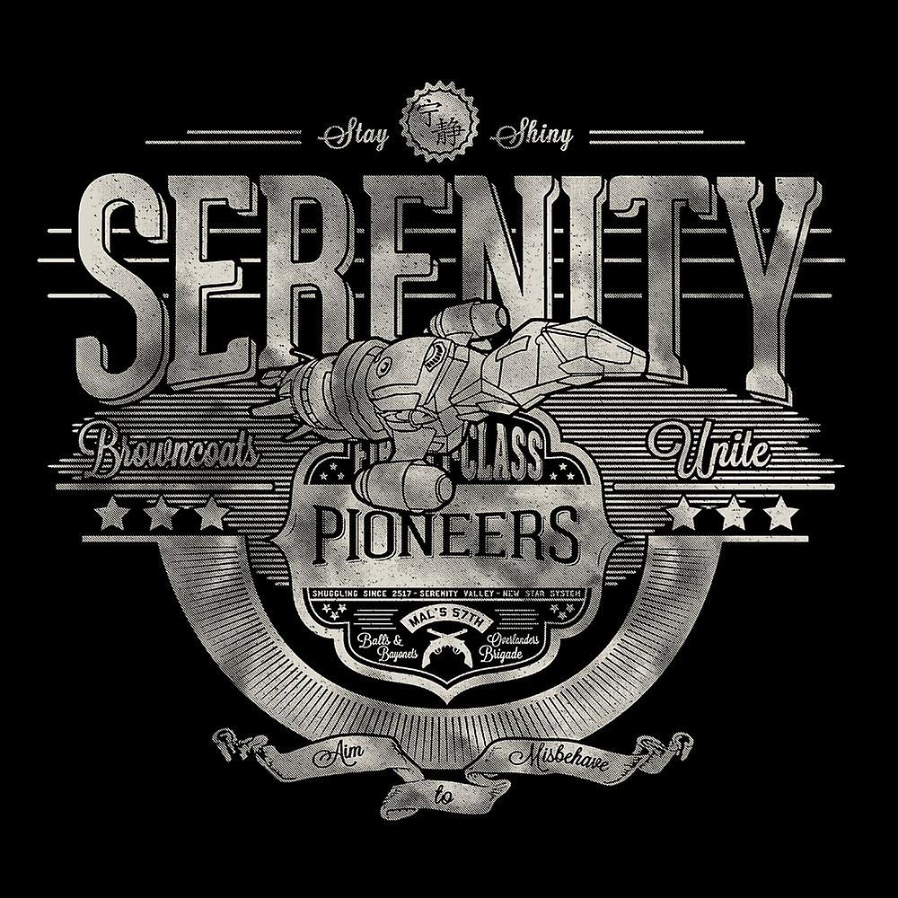 Serenity Firefly Pioneers Browncoats Unite Womens Vest