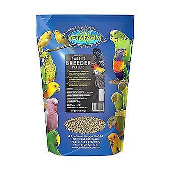 Papagaio da pelota criador dieta 10kg Vetafarm