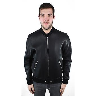 Diesel L-Bluff 900 Leather Jacket