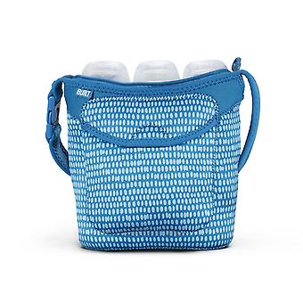 Built 3 Baby Bottle Bag Dribble Dots