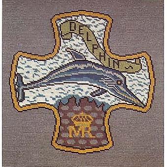 Mary Queen of skotsk - Delphin Needlepoint Kit