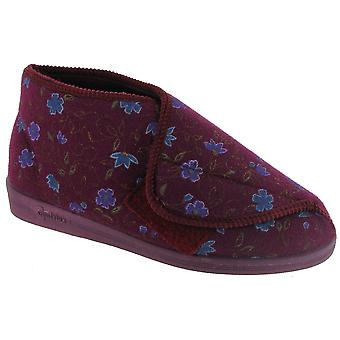Comfylux Mull Touch festing Bootee / damer tøfler / damer Bootee
