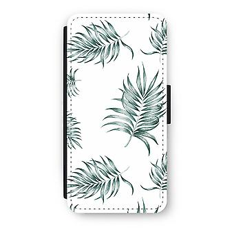 iPhone 8 Flip Case - Simple leaves