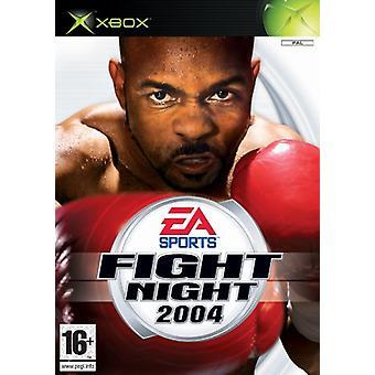 Fight Night 2004 (Xbox) - Usine scellée