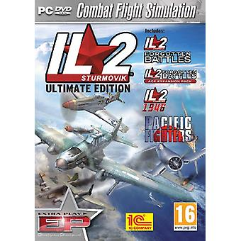IL2 Sturmovik - The Ultimate Edition (PC DVD) - Uusi
