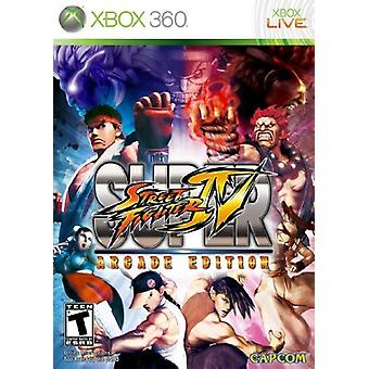 Super Street Fighter IV-Arcade Edition (Xbox 360)-ny