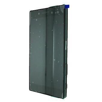 Original Sony Xperia Z5 LCD-Display und Digitizer Versammlung - schwarz
