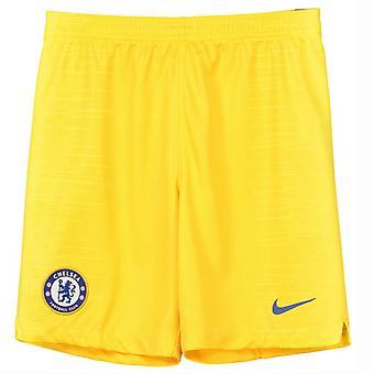 2018-2019 Chelsea away Nike fotbal Shorts (copii)