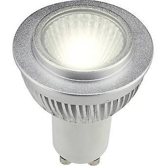 Sygonix LED (monochrome) EEC A+ (A++ - E) GU10 Reflector 4 W = 25 W Warm white (Ø x L) 49.20 mm x 64.50 mm 1 pc(s)