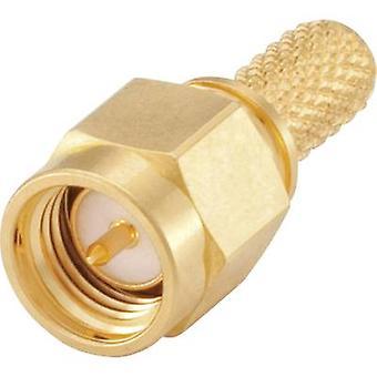 Rosenberger 32S107-306L5 SMA connector Plug, straight 50 Ω 1 pc(s)