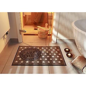 Carpe diem 50 x 75 cm lavable alfombra León salón