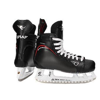 Modèle de haut de gamme de patins Graf G-9000 Pro