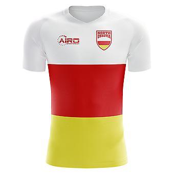 2020-2021 North Ossetia Home Concept Football Shirt