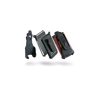 Phoenix Belt Clip Holster for Samsung M220 (Black)