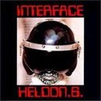 Heldon - Interface [CD] USA import