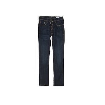 Antony Morato Junior Indigo Blue 'Keith' Skinny Jeans
